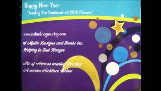 Happy New Year-S Malin Designs And Events Inc. -Hera Malin-Celebrities