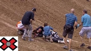 Video MOTO X AND SNOWMOBILE CRASHES COMPILATION ON X GAMES and X Fighters MP3, 3GP, MP4, WEBM, AVI, FLV Juni 2017