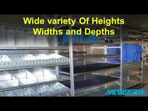 Metalsistem Shelving Accessories