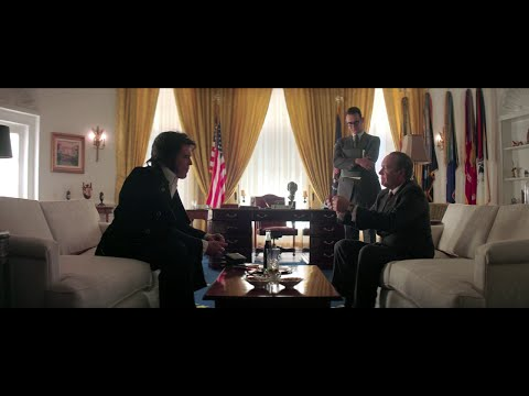Elvis & Nixon (UK Trailer)