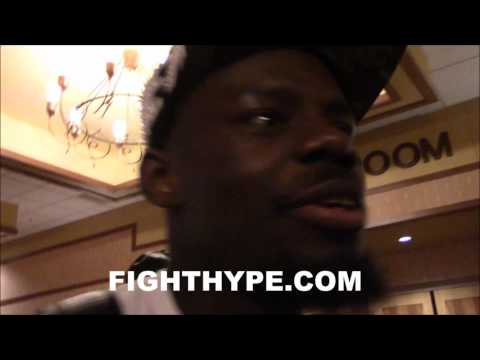 ANDREW TABITI WANTS BEIBUT SHUMENOV NEXT; INSISTS HE'S READY FOR TITLE RUN (видео)