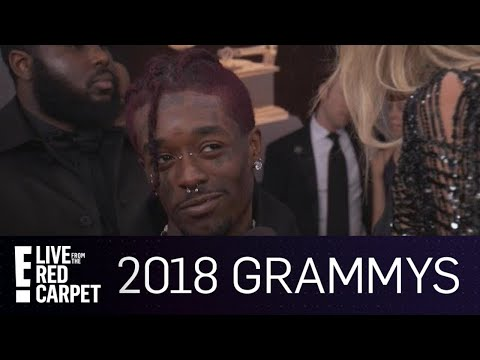 Lil Uzi Vert Gives Unimpressed 2018 Grammys Interview | E! Live from the Red Carpet