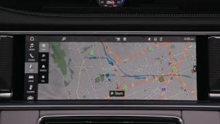 Navigation Map Overview - PCM 4.1