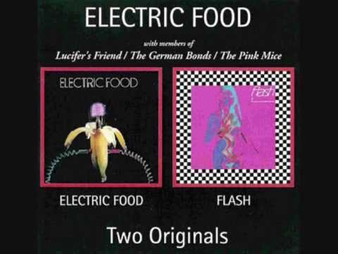 electric food - icerose online metal music video by ELECTRIC FOOD