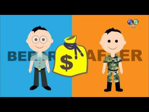 軍人退撫制度與年金改革