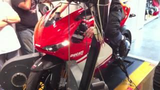 4. Ducati Desmosedici RR Dyno