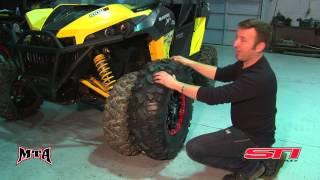 8. STI Tire and Wheel