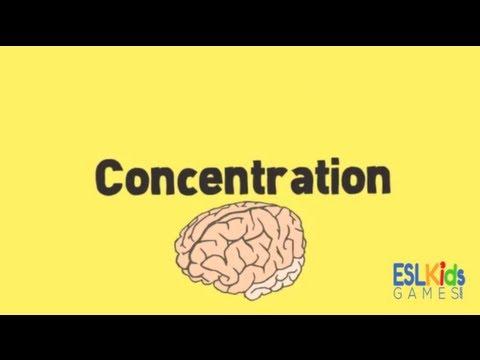 ESL Game : Concentration