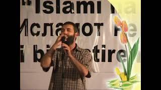 Tribunë Islame në Gostivar - Ahmed Kalaja , Adem Ramadani Enall Jakupi
