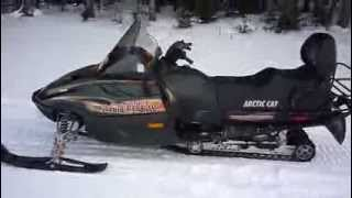1. Arctic Cat 2003 Panther 370 R