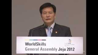 WSL2012 - Welcome Address