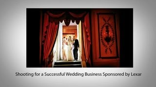 Shooting for a Successful Wedding Business