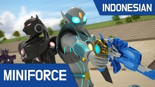 Video [Indonesian dub.] MiniForce S2 EP3 MP3, 3GP, MP4, WEBM, AVI, FLV September 2018