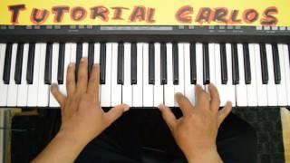 Cancion De Sanidad Juan Luis Guerra Piano Tutorial Carlos