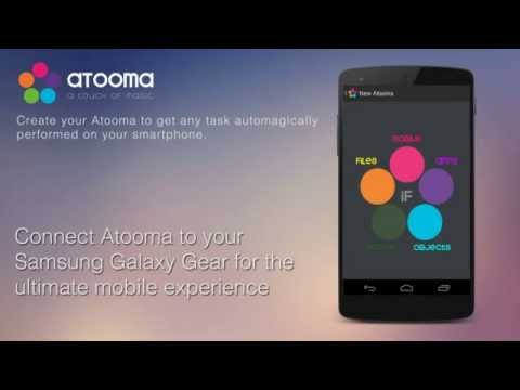 Video of Atooma