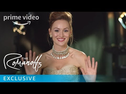 """The Romanoffs - Behind The Scenes: Episode 2 """"The Royal We"""" 