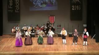Interpretation of a folk song that originates from Aragon, Spain. Done by La Fiera, based in Zaragoza, Aragon, Spain. Recorded in Vigo on 24/07/2016.