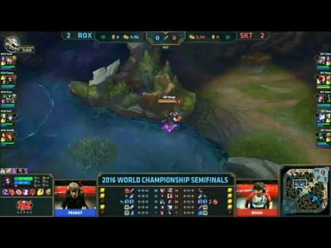 2016 世界大賽 4強賽 W4D1 ROX vs SKT game5