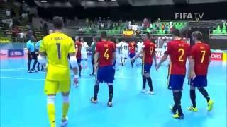 Video Match 11: Iran v Spain - FIFA Futsal World Cup 2016 MP3, 3GP, MP4, WEBM, AVI, FLV Juli 2017
