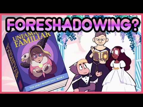 Steven Universe Theory: Connie's Books FORESHADOW the Future