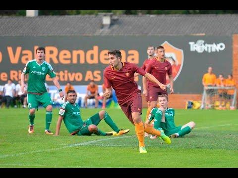 روما يحقق فوزاً صعباً في ثاني مبارياته استعداداً للموسم الجديد (فيديو)