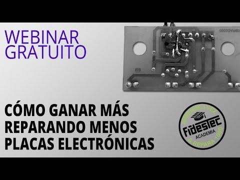 Webinar 'Cómo ganar más reparando menos placas electrónicas'