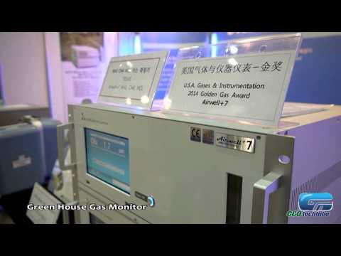 Airwell+7 TDLAS - Indoor Air Quality Monitor