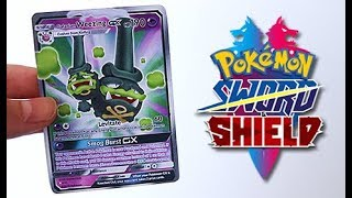 Galarian Weezing GX Pokemon Card (Sword & Shield) by Unlisted Leaf