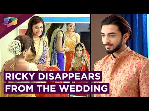 Ricky Runs Away From The Wedding? |Saath Nibhana S