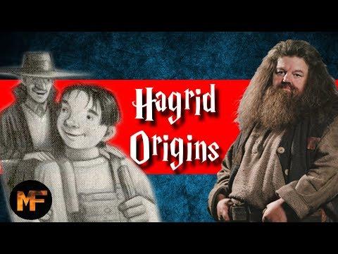 Rubeus Hagrid Origins Explained