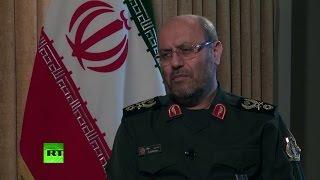 США сами взрастили террористов и не заинтересованы в их уничтожении — министр обороны Ирана