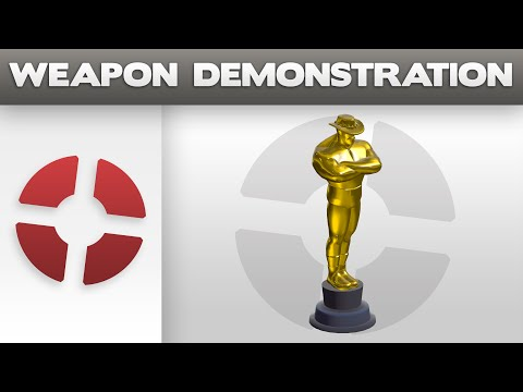 Weapon Demonstration: Saxxy