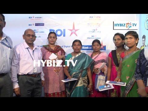 Digidhan Mela Hyderabad-Bank of India