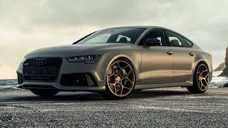 TAG Motorsports 700 HP Audi RS7 - One Take by The Smoking Tire