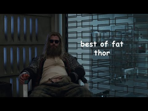 fat thor being fat thor for 4.6 minutes straight