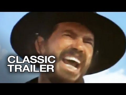 Barquero Official Trailer #1 - Lee Van Cleef Movie (1970) HD