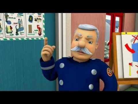 Fireman Sam: Mike Flood's Flood_UK