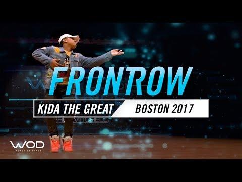 Kida The Great | FrontRow | World of Dance Boston 2017 | #WODBOS17