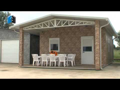 Prefabricated house, Kit home, Prefab home