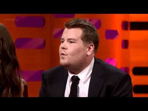 james corden - The Graham Norton Show S10E06 Jessica Biel, Sarah Millican, James Cordon, Bradley Cooper, Lenny kravitz.