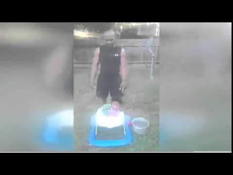 daughter - Father's outrage after his wife's father douses his 10 month old daughter during Ice Bucket Challeng.[RAW] Father's outrage after his wife's father douses his 10 month old daughter during Ice...