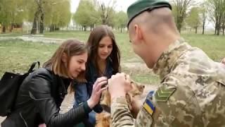 Військові будні замість шкільної парти