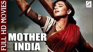 Mother India  Nargis Raaj Kumar Rajendra Kumar Sunil Dutt  1957  Full HD