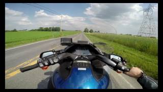 7. 2002 BMW k1200lt test drive review