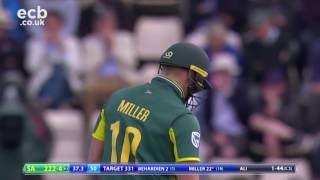England v South Africa 2nd ODI 2017