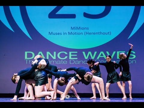 2019 - 2020 Qualifier 9 - MiMions (Muses in Motion)