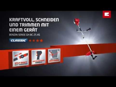 Einhell 2-Takt-Benzin-Sense GH-BC 25 AS 0,75 kW
