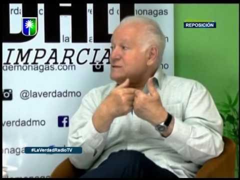 Entrevista a Eduardo Fernandez en La Verdad Radio Tv