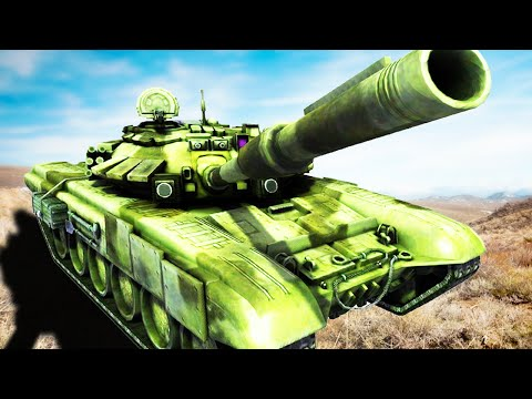 I'M INSIDE A TANK! (World of Tanks)