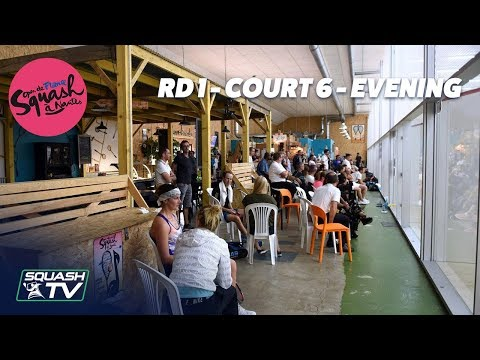 Open de France - Nantes 2019 | Rd 1 | Court 6 | Evening Session
